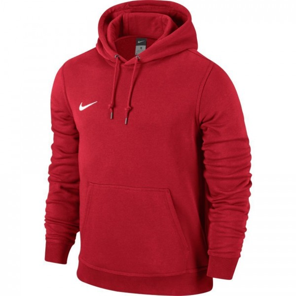Nike Team Club Hoody Herren Kapuzenpullover rot 658498-657 ... 0064b21468
