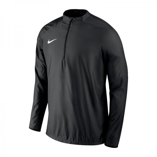 Nike Herren Windbreaker Academy 18 Drill Top Shield schwarz 893800-010