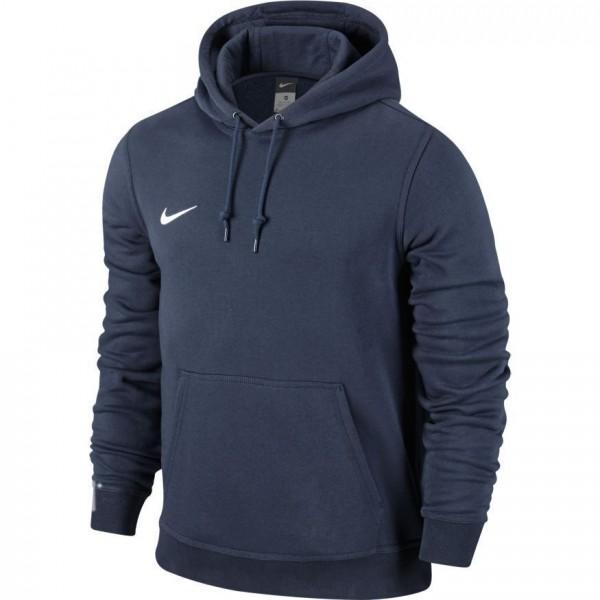 Nike Team Club Hoody Herren Kapuzenpullover dunkelblau 658498-451