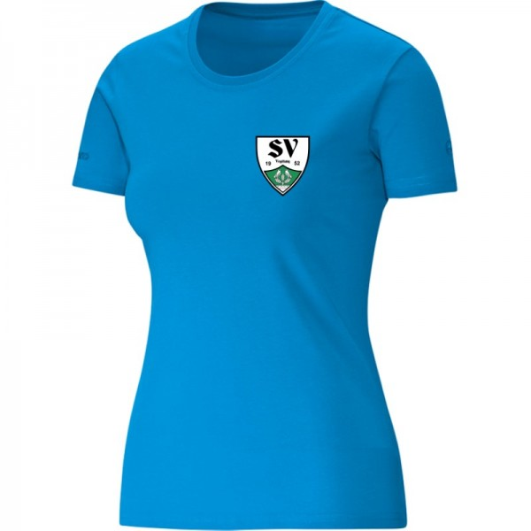 SV Vogelsang - Jako T-Shirt Classic Damen JAKO blau 6135-89