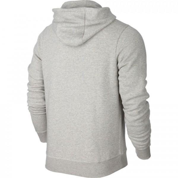 Nike Team Club Hoody Hoodie Herren Kapuzenpullover Sweatshirt 658498-050  grau 0cff8a4a55