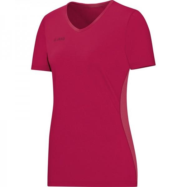 Jako T-Shirt Move Damen kirsch