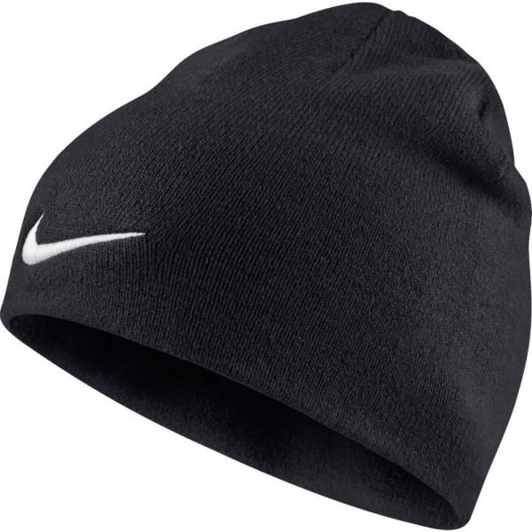 Nike Team Performance Beanie Strickmütze Mütze schwarz 646406-010